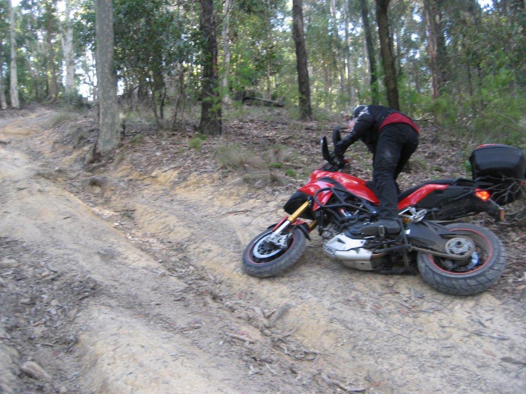 Multistrada1200, TuneBoy Cruise Control and QuickShifter