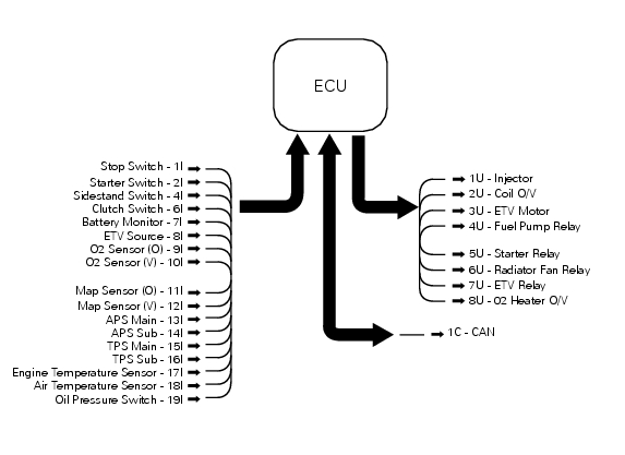 Introduction To The Engine Control System