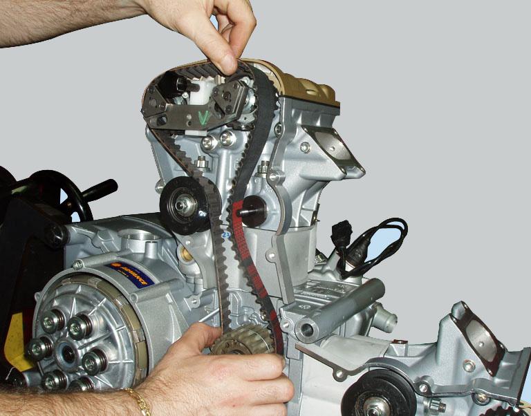 Belt Roller Timing Tool Ducati